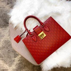 Gucci Padlock  Handbag
